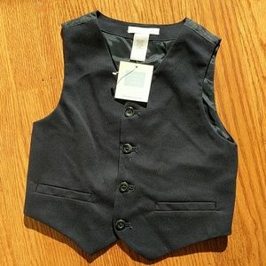 Janie and Jack Matching Sets - Janie and jack preppy vest and khakis